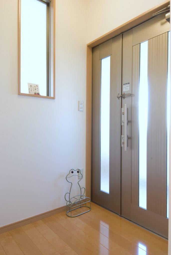 玄関リフォーム【003732】