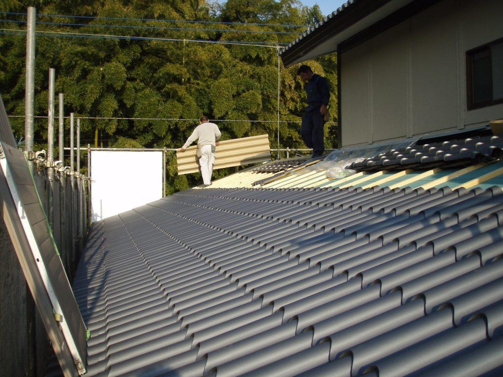 外壁・屋根塗装【003041】