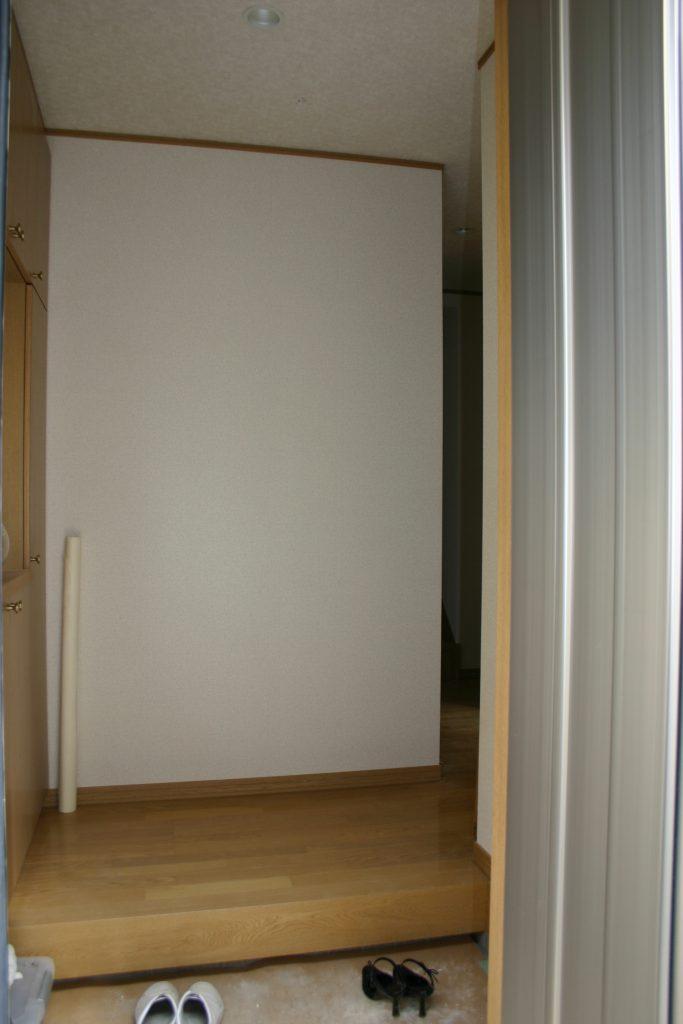 室内ドア・玄関リフォーム【001049】