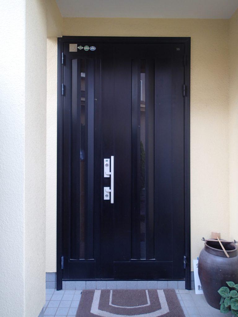 玄関リフォーム【101318】