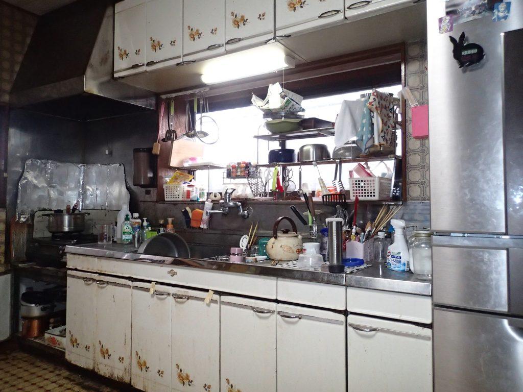 キッチンリフォーム【102555】