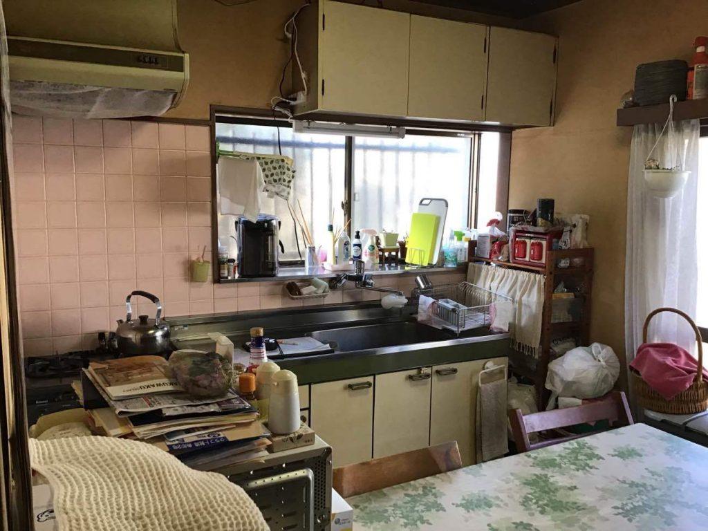 キッチンリフォーム【103523】