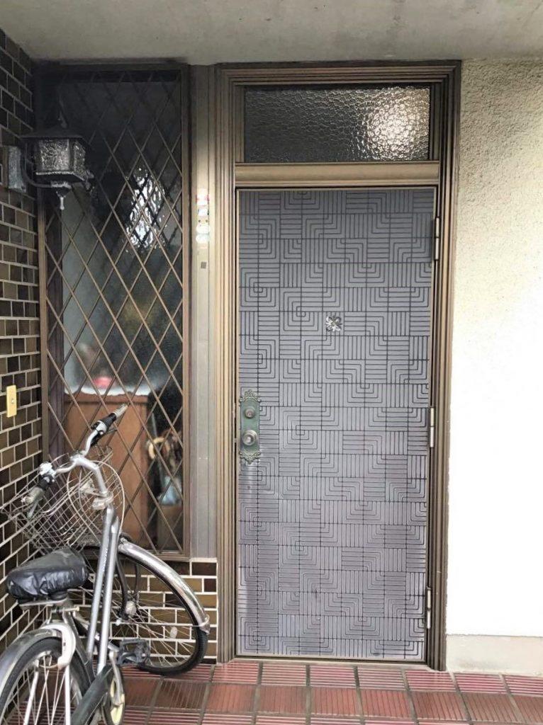 玄関ドアリフォーム【103564】