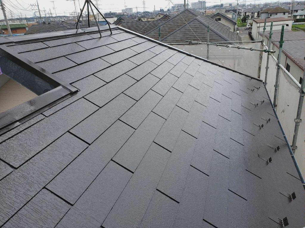 屋根塗装【100091】