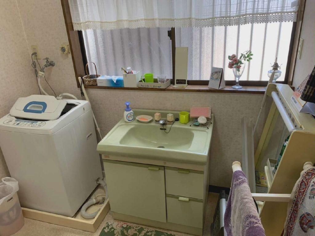 洗面所リフォーム【104777】50万円
