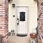 ★玄関ドアの施工事例がアップされました!