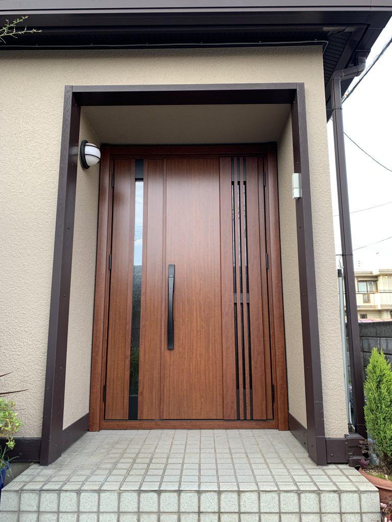 玄関ドアリフォーム【105284】20万円